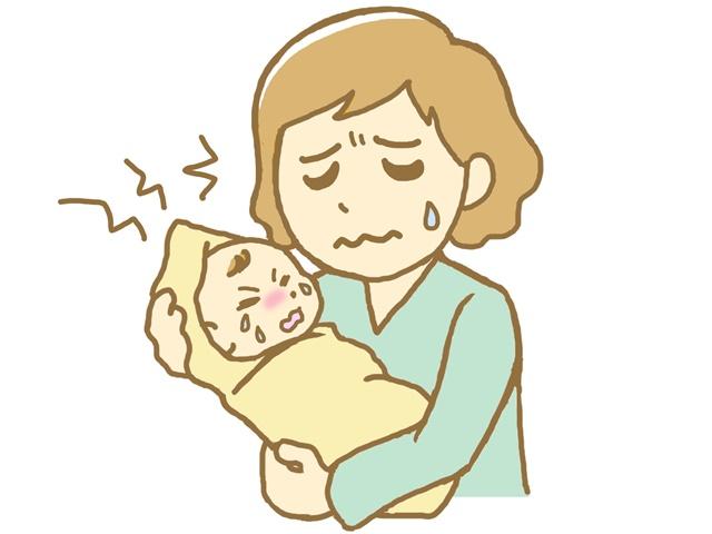 育児ストレスが産後抜け毛の原因に